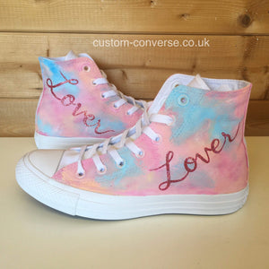 Sunset Lover - Custom Converse Ltd.