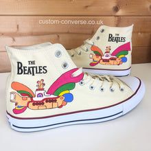 Load image into Gallery viewer, Converse Music The Beatles Yellow Submarine