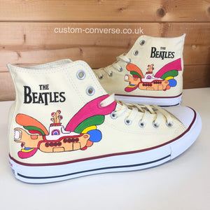 Converse Music The Beatles Yellow Submarine