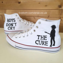 Load image into Gallery viewer, Converse Music The Cure