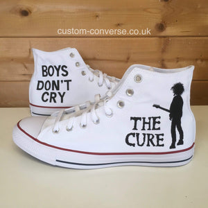 Converse Music The Cure
