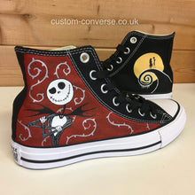 Load image into Gallery viewer, The Nightmare Before Christmas - Custom Converse Ltd.