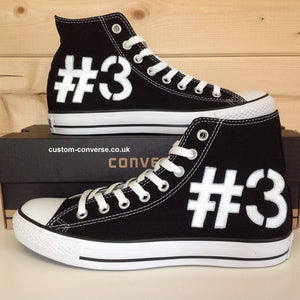 The Script 3 - Custom Converse Ltd.