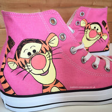 Load image into Gallery viewer, Tigger - Custom Converse Ltd.