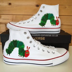 Very Hungry Caterpillar - Custom Converse Ltd.