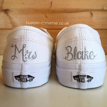 Load image into Gallery viewer, Personalised Vans - Custom Converse Ltd.
