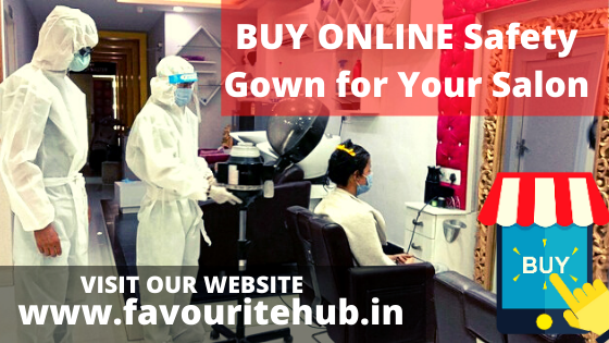BUY DISPOSABLE GOWN FOR YOUR SALON