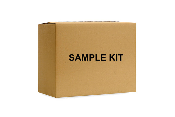NON WOVEN FABRIC SAMPLE KIT