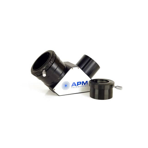 APM 2 inch Erect-Image-Prism with Fast-lock and Ultra Broadband Coating APM-2-diag-EI-PR-FL