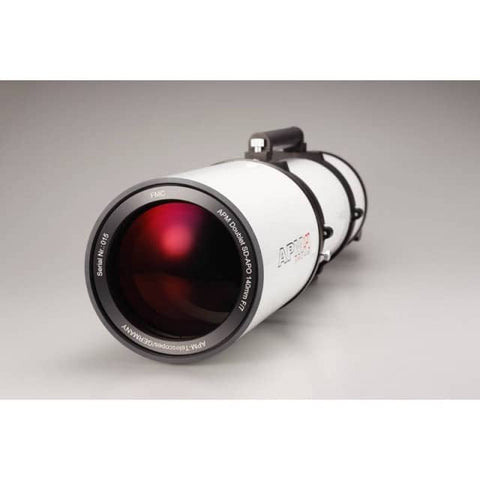 Image of APM Doublet SD Apo 140 f/7 FPL53 Optical Tube APM140-7-2.5ZTA