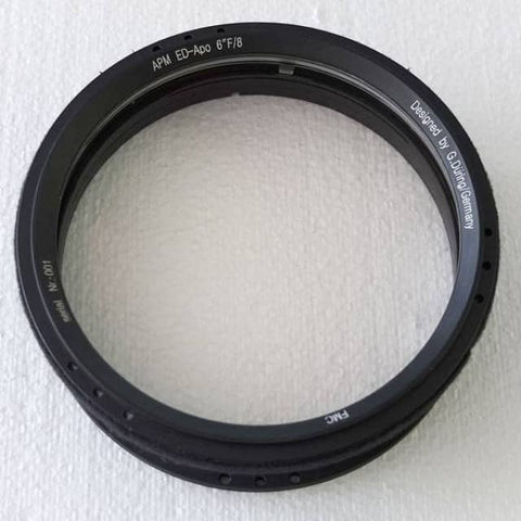 Image of APM Doublet ED Apo 152 f/7.9 Optic APM-152-1200-FPL51/La-D