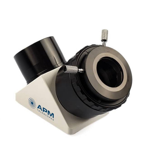 APM 2 inch DiagonalPrism with Fast-Lock and Ultra Broadband Coating APM-2-diag-PR-FL