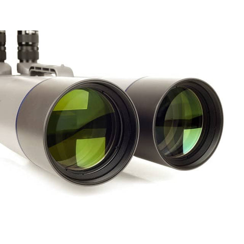 Image of APM 100 mm 90° SD APO Binocular FCD100 doublet with Case and Set Eyepieces UF24 APM-FCD100-Bino90-hc