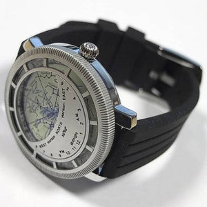 APM WatchDesign Planisphere Watch WD-KWI/Star