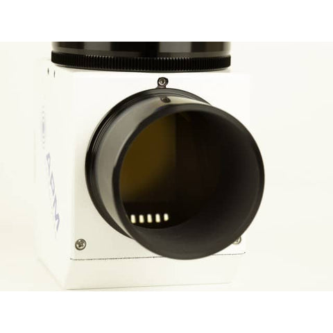 "Image of APM Ceramic Safety 2"" Herschelprism with APM Fast-Lock Eyepiece Adapter APM-Herschel-2-DX"