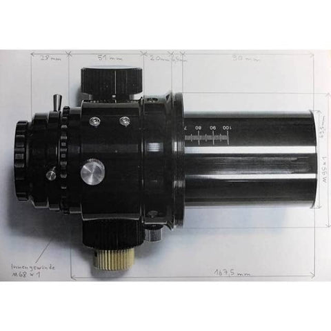 "Image of APM 2,5"" Deluxe Focuser APM-25-Deluxe"