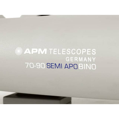 APM 70 mm 90° Binocular with Eyepieceset UF18mm APM-SA70-Bino90