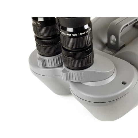 APM 120 mm 90° SD-Apo Bino with 18mm UF Eyepiece-Set and case APM-SD-120-Bino90-hc