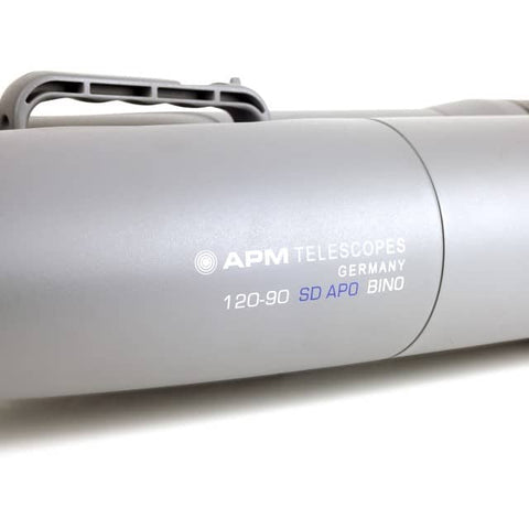 APM 120 mm 90° SD-Apo Bino with Eyepieceset UF18mm APM-SD-120-Bino90