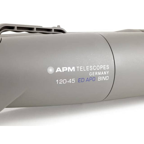 Image of APM 120 mm 45° SD-Apo Bino with Eyepieceset UF18mm APM-SD-120-Bino45