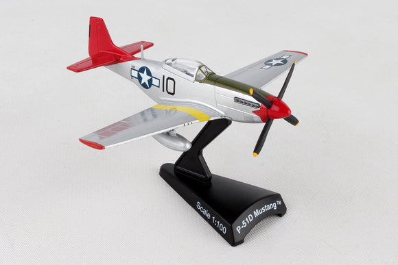 PS5342-7  POSTAGE STAMP P-51D MUSTANG TUSKEGEE 1/100 - postagestampairplanes.com