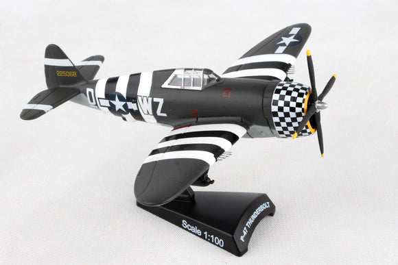 PS5359-3 POSTAGE STAMP P-47 THUNDERBOLT 1/100 SNAFU - postagestampairplanes.com
