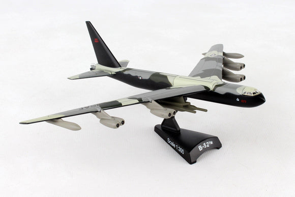 PS5391 POSTAGE STAMP B-52 USAF STRATOFORTRESS 1/300 - postagestampairplanes.com