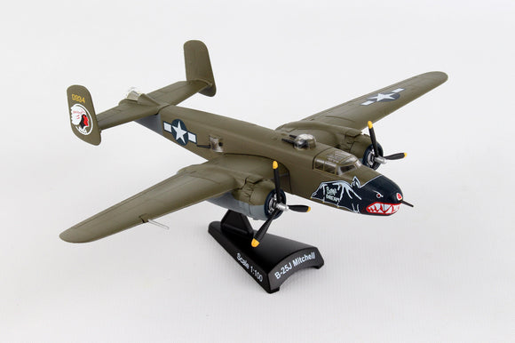 PS5403-3 POSTAGE STAMP B-25J MITCHELL BETTY'S DREAM 1/100 - postagestampairplanes.com