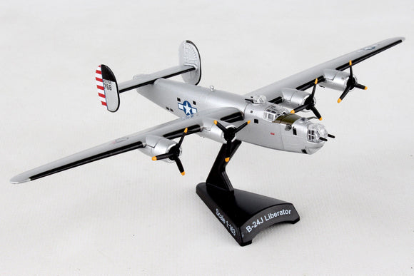 PS5557-4 POSTAGE STAMP B-24J 1/163 MILLION DOLLAR BABY - postagestampairplanes.com