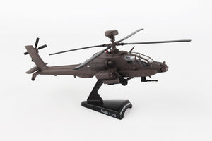 PS5600 POSTAGE STAMP AH-64D APACHE LONGBOW 1/100 - postagestampairplanes.com
