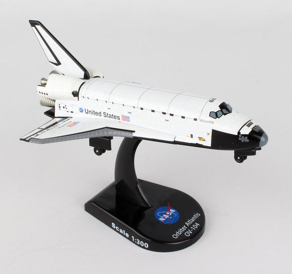 PS5823-1 POSTAGE STAMP SPACE SHUTTLE ATLANTIS 1/300 - postagestampairplanes.com