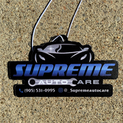 Custom Air Freshener - YOUR LOGO