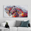 Art Canvas Pictures The Horses For Living Room Animal Painting Home Decor