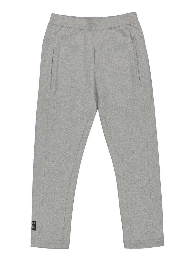 Pure Slim Sweatpants, light grey melange