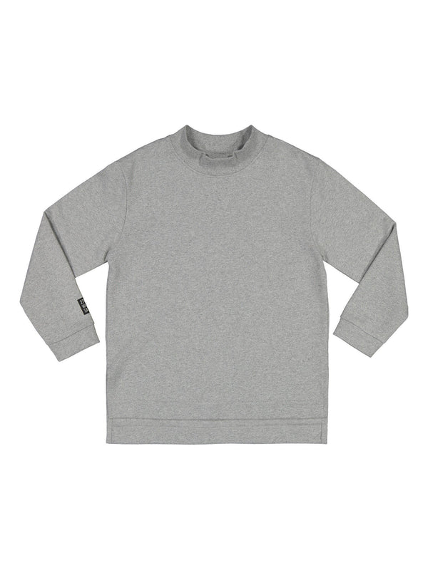Pure Sweatshirt, light grey melange