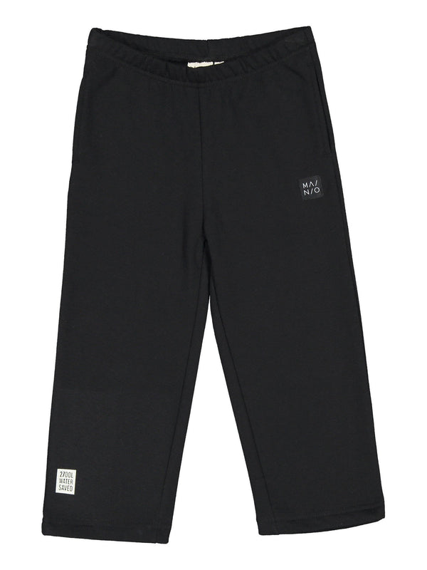 Pure Ankle Length Sweatpants, black