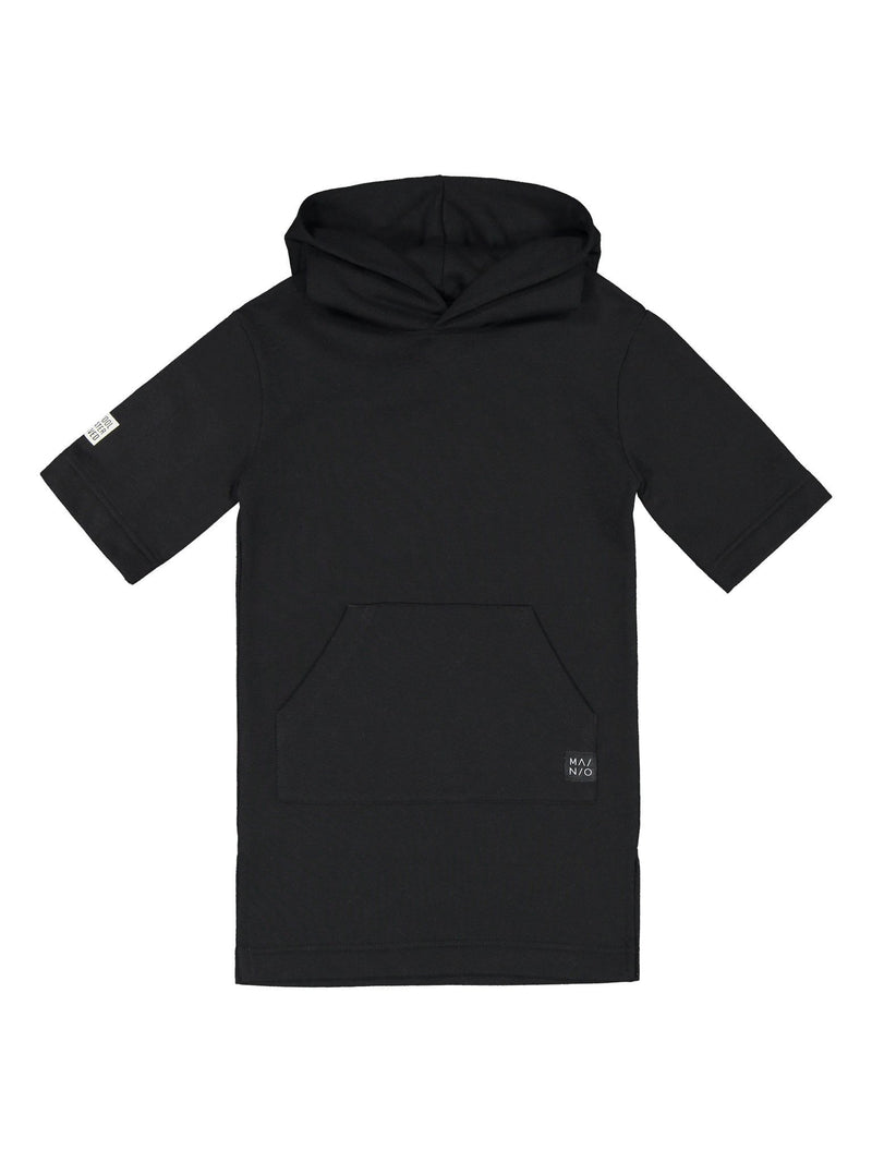 Pure Sweat Hoodie, black