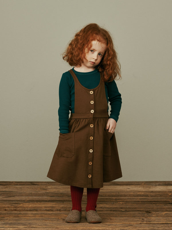 Barn Dance Pinafore Dress