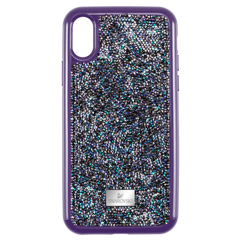 Glam Rock Smartphone case with Bumper, iPhone® XR, Purple iphone 11