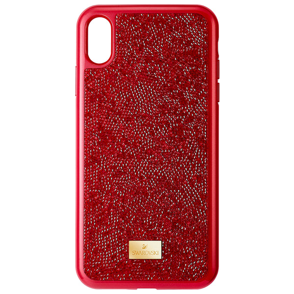 FUNDA PARA SMARTPHONE GLAM ROCK, IPHONE® XS MAX, ROJO