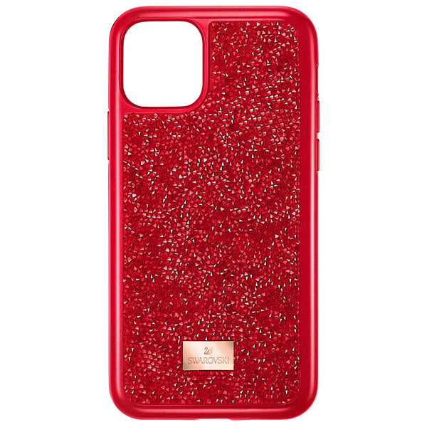 FUNDA PARA SMARTPHONE GLAM ROCK, IPHONE® 11 PRO, ROJO