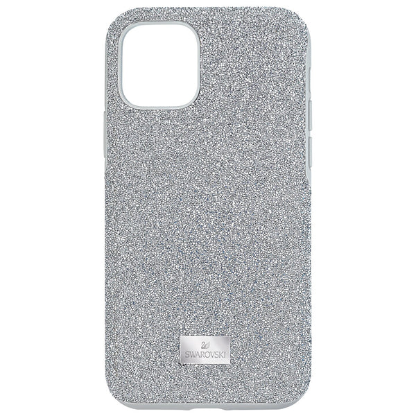 FUNDA PARA SMARTPHONE HIGH, IPHONE® 11 PRO, TONO PLATEADO