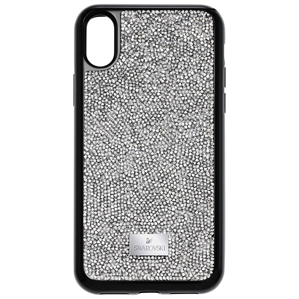 FUNDA PARA SMARTPHONE CON PROTECCIÓN INTEGRADA GLAM ROCK, IPHONE® X/XS, GRIS