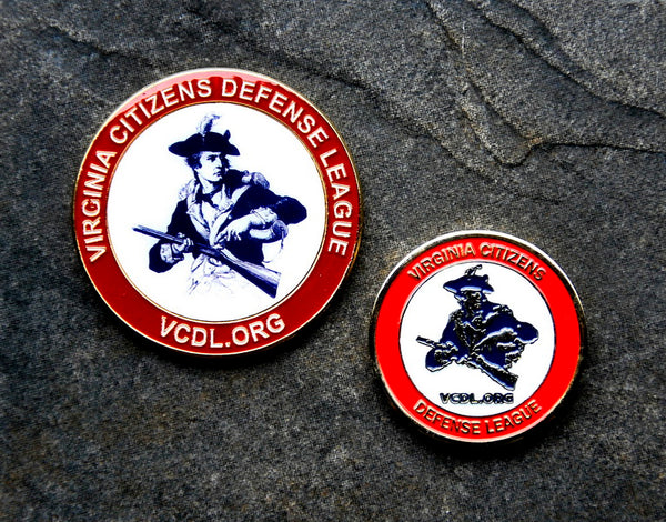 Challenge Coin - 1-1/2 Inch