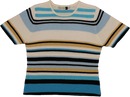 Striped Knitted Shirt