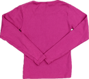 Pink Square Neck Shirt