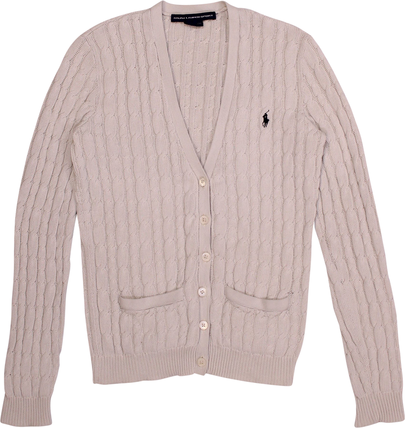 Knitted Cardigan by Ralph Lauren Sport