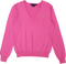 Pink V-Neck Jumper by Ralph Lauren