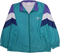 80s Green Track Jacket by Adidas