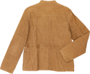 Brown Cotton Jacket